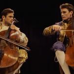 Thunderstruck aux violoncelles