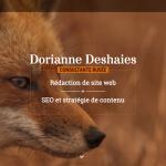 [Vidéo] Entrevue avec Dorianne Deshaies, Présidente de FIOU Couture