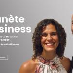 Marc-André Lanciault chatbot Planète business avec Geneviève Desautels