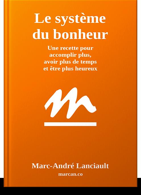 Système du bonheur eBook